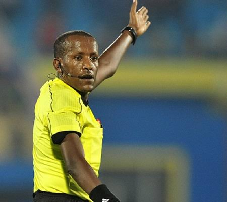 Bamlak Wayesa to officiate Ghana vs Cameroon Group F clash