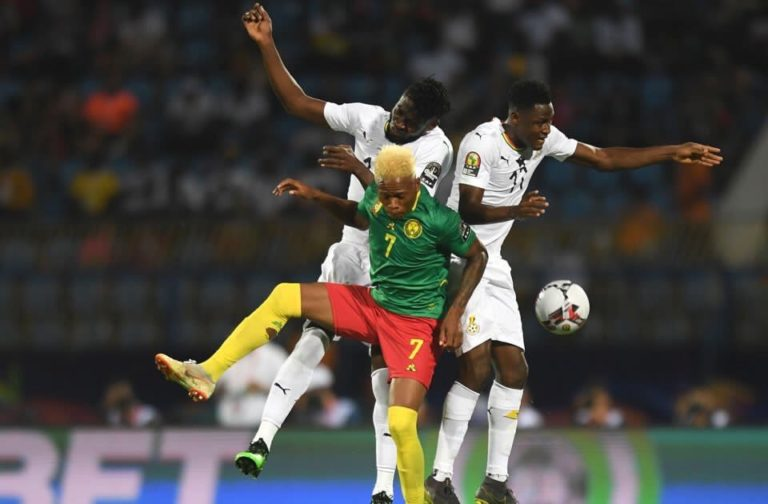 Ghana, Cameroon draw in AFCON Group F tie