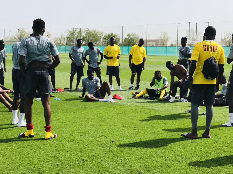 Video Interview: Coach Kwesi Appiah on Black Stars preparations for AFCON & Sunday's friendly against Namibia