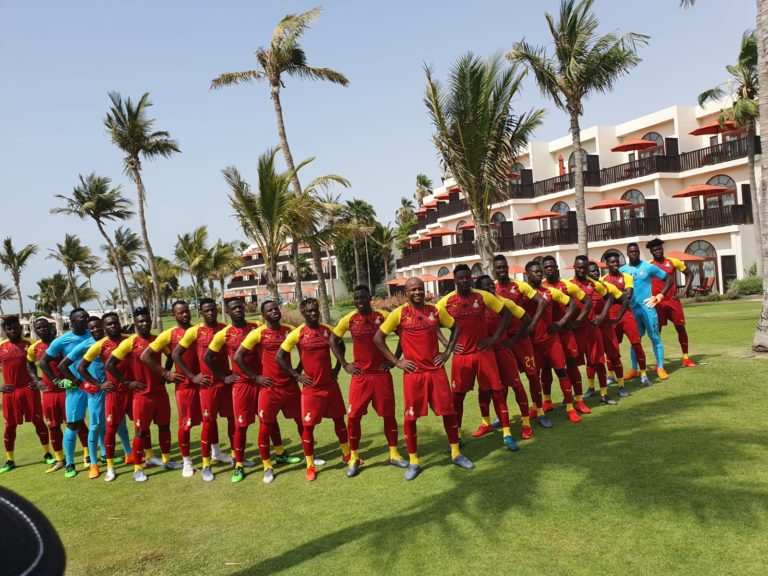 Statement: NC solicit support for Black Stars ahead of Benin game