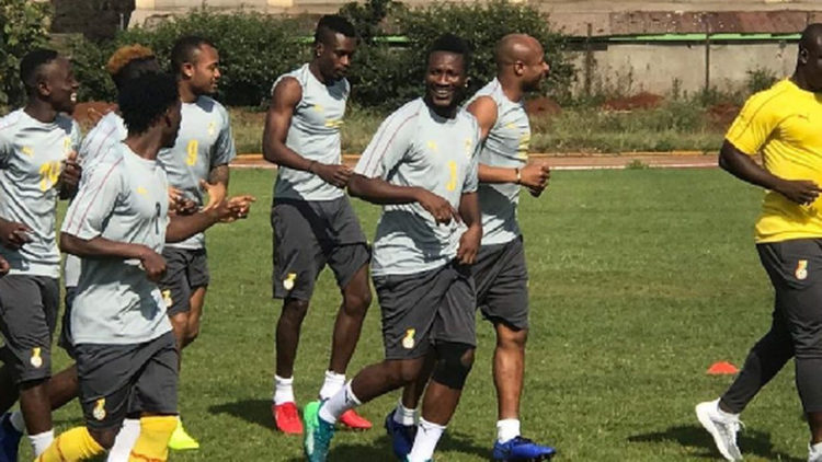 First batch of Black Stars squad arrive in Abu Dhabi for pre-AFCON training tour