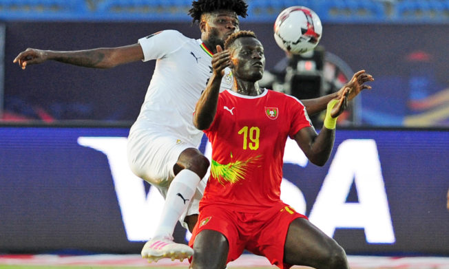 Black Stars through to next round of AFCON 2019 after victory over Guinea Bissau