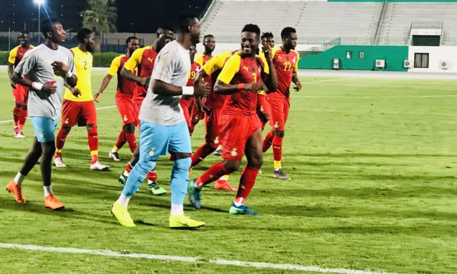 GFA NC hails team effort to rally support for Black Stars in Egypt