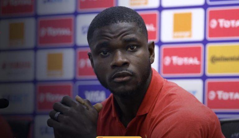 Defender Jonathan Mensah feeling confident ahead of R16 match Tunisia