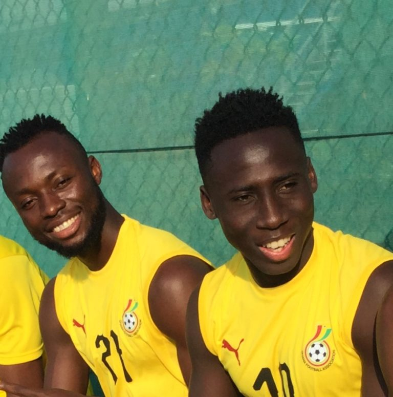 Kwabena, Samuel Owusu to start for Black Stars in crucial against Guinea Bissau