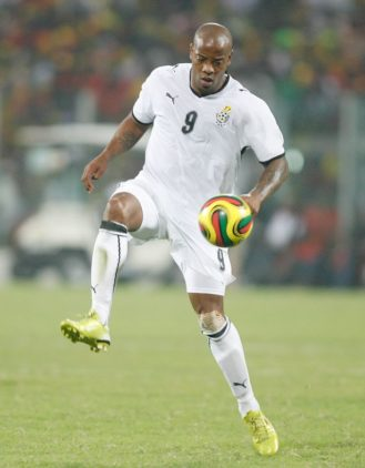 Statement on the passing of former Black Stars striker Junior Agogo