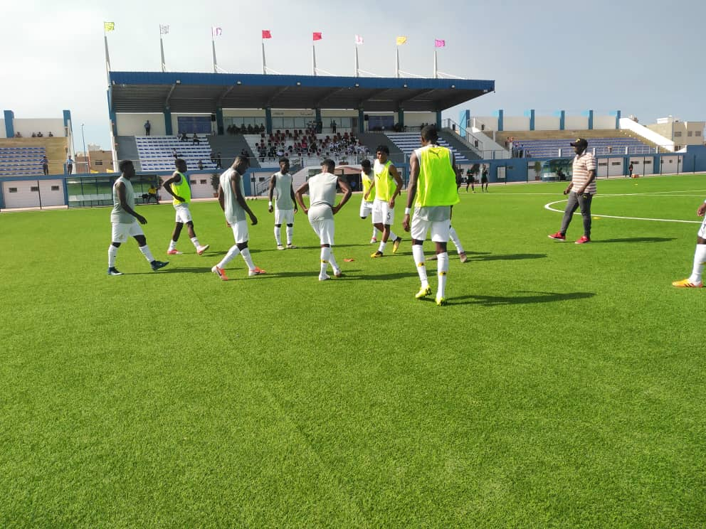 African Games: Black Satellites take on Mali in crucial encounter on Saturday