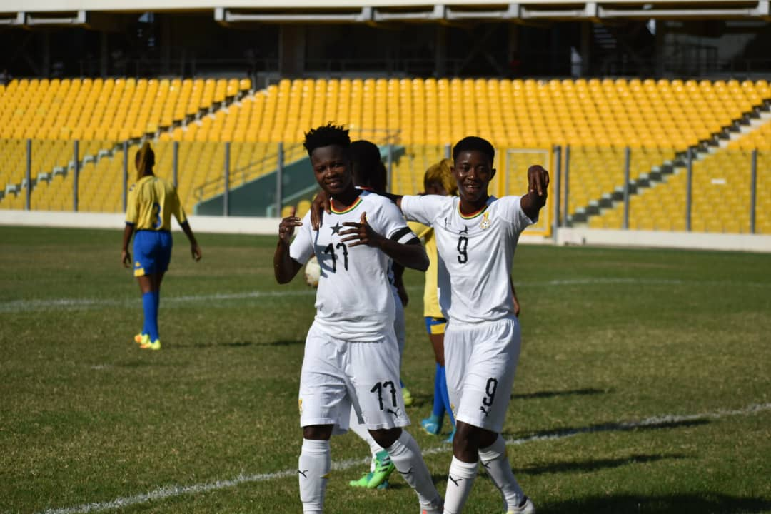 Black Queens complete 5-0 aggregate win over Gabon in Olympics games qualifier