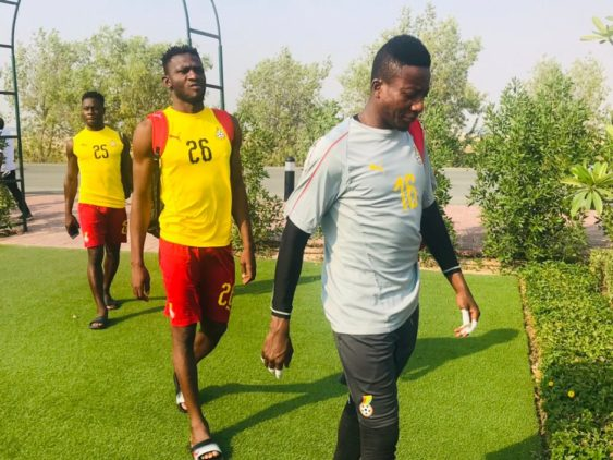 CHAN Qualifier: Black Stars 'B' XI vs Burkina Faso