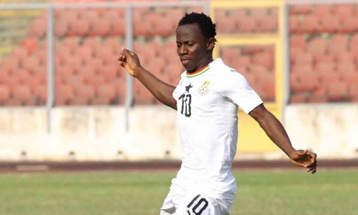 Black Meteors stun Algeria to book place in U-23 Championship