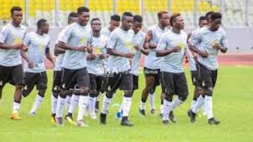 Black Stars 'B' take on Burkina Faso in CHAN qualifying match on Sunday