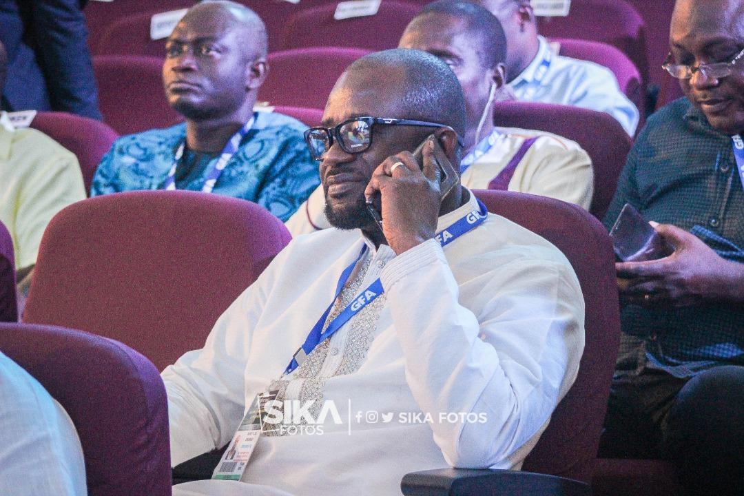 PFAG sends congratulatory message to newly elected GFA President Kurt Okraku
