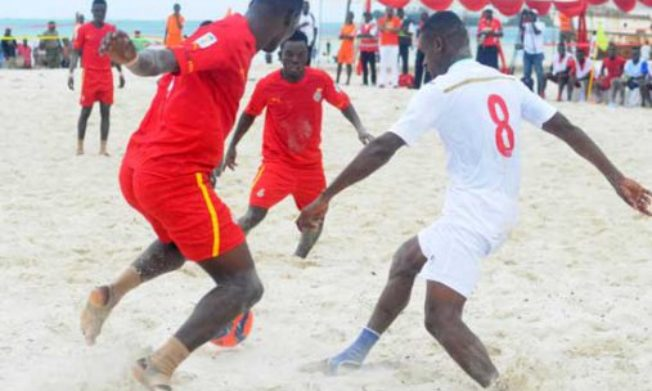 Greater Accra Beach Soccer clubs hold management policy meeting