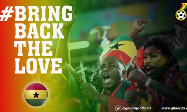 GFA to launch #BringBackTheLove Campaign for National teams