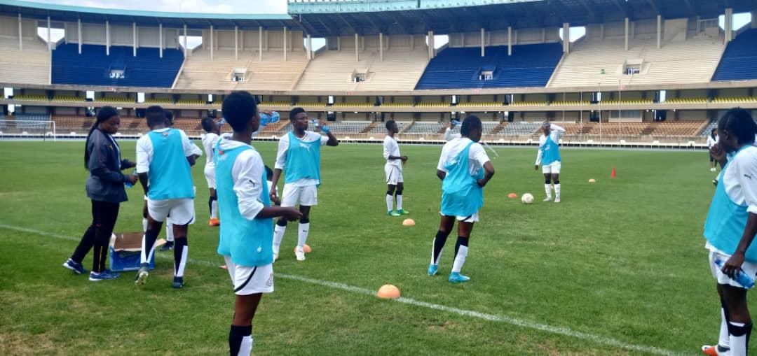 Black Queens face daunting task in Olympic qualifier against Kenya