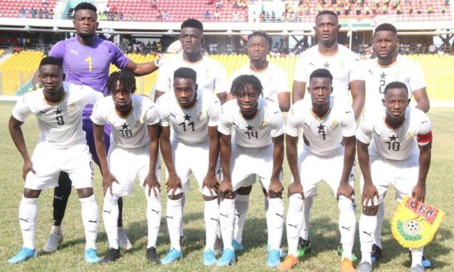 Black Meteors drawn against Egypt, Cameroon & Mali