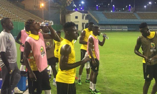 U23 AFCON: Black Meteors XI vs Cameroon