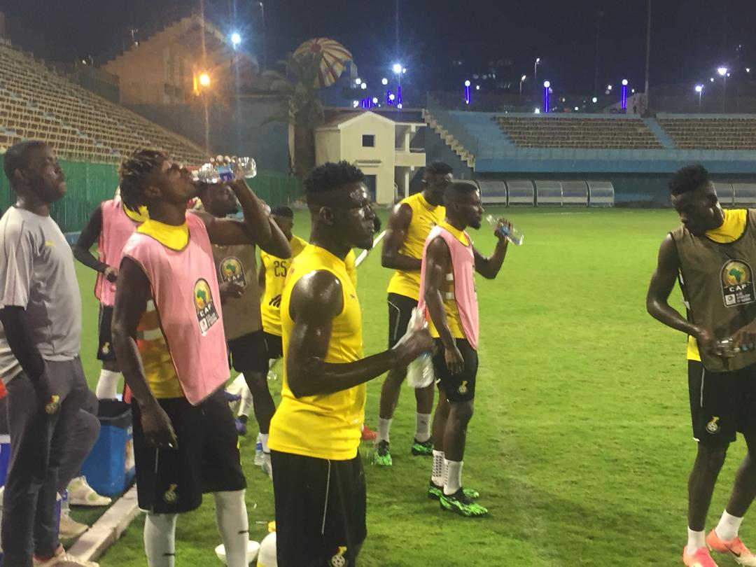 U23 AFCON: Black Meteors XI vs Cameroon