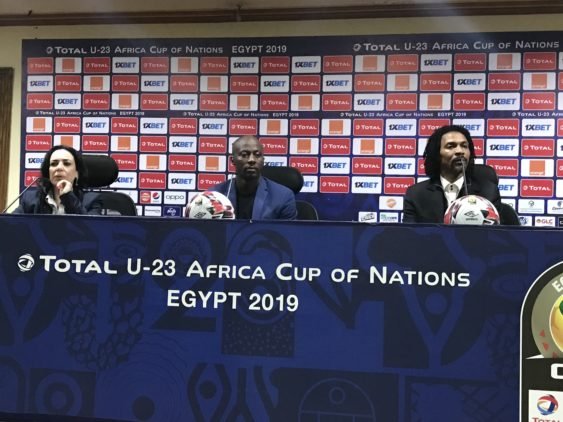 Black Meteors opening U23 AFCON match against Cameroon ends in stalemate