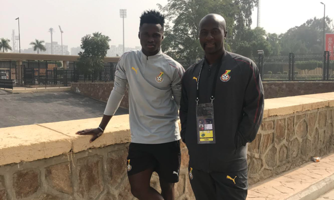Mensah reiterates importance of beating Egypt to keep Ghana'sOlympics Dream alive