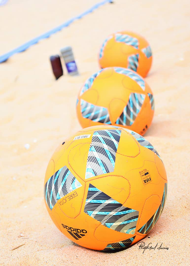 Ghana Beach Soccer - CalBank Super League
