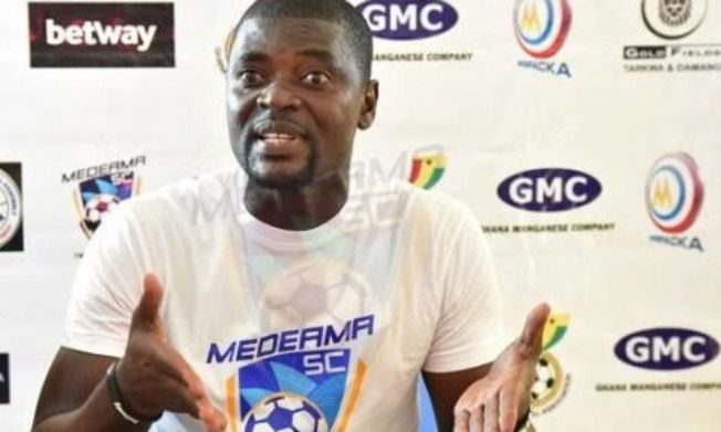 Samuel Boadu appointed as National U-15 Head Coach