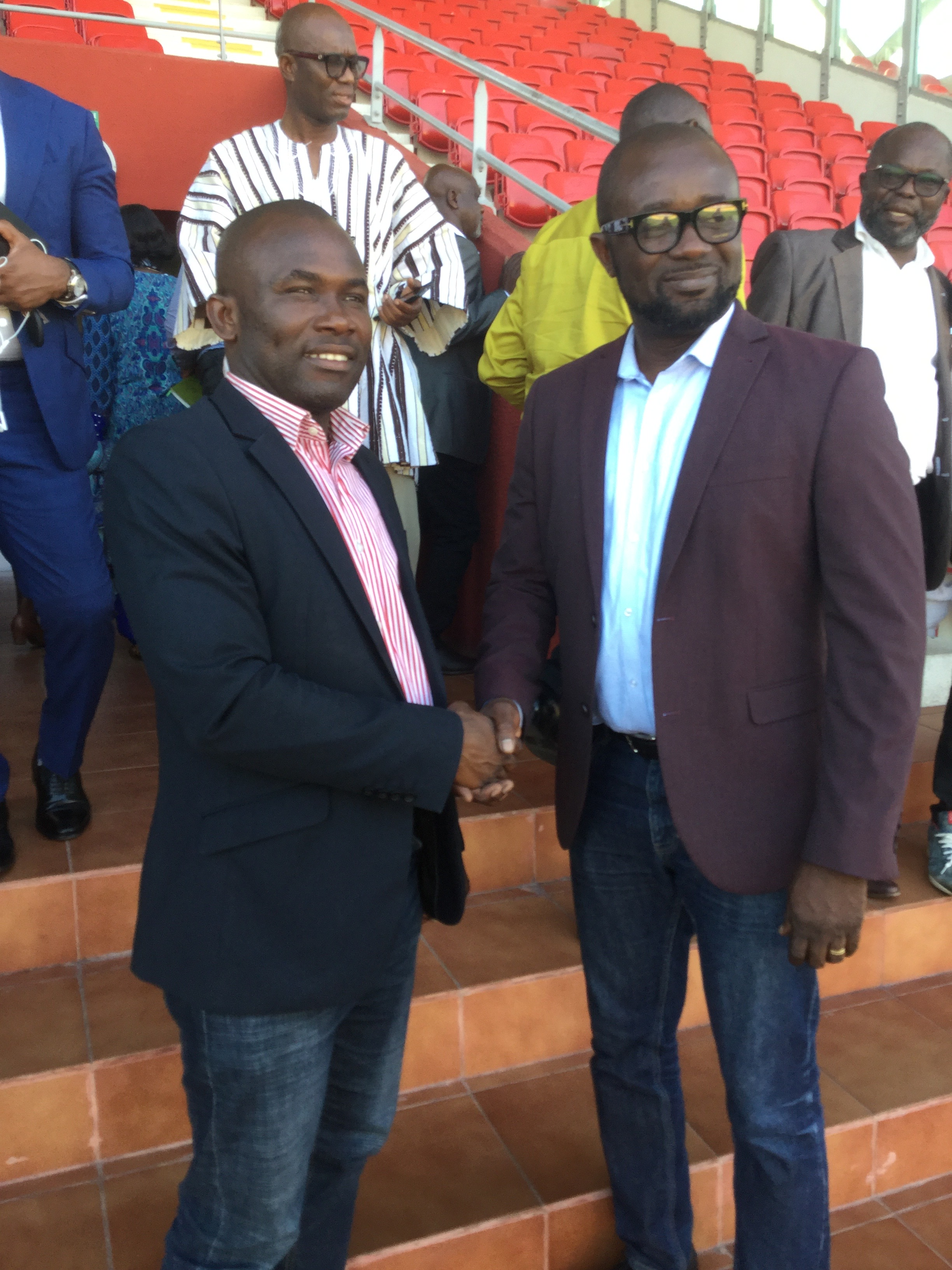 Government is a strategic partner for football development - GFA President