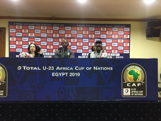 We are ready for Monday's match against Egypt - Coach Tanko