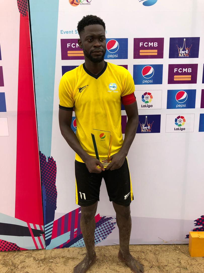 CopaLagos2019: Goals galore as Sunset club from Ghana cause first major upset