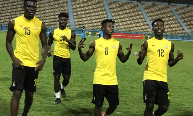 Black Meteors to face Côte D'Ivoire in U23 AFCON semifinals