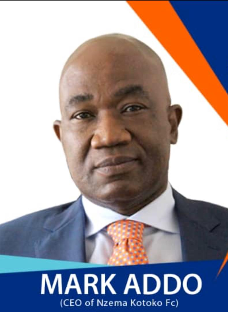Mark Addo elected Vice President of GFA