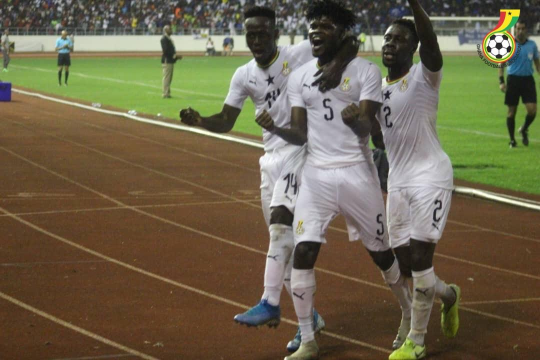 AFCON 2021 QUALIFIER - Black Stars glitter in opener