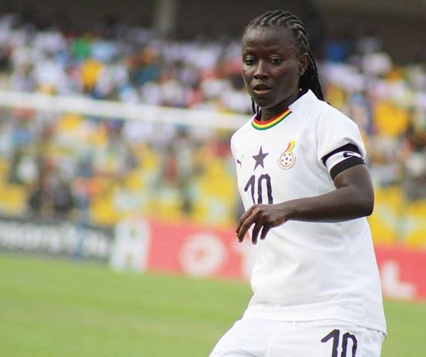 Black Queens captain makes CAF shortlist for Women's Player of the Year