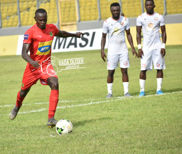 GFA wishes Asante Kotoko well in CAF Confederation Cup match against San Pedro