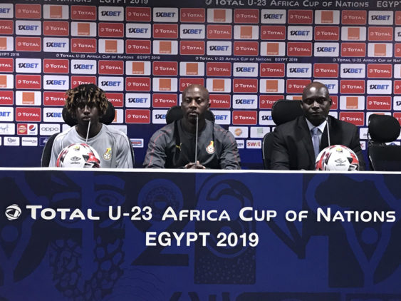 Black Meteors take on Cameroon in U23 AFCON Group A opener