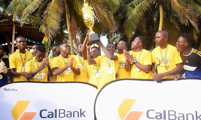 CalBank Super League title goes to Mighty Warriors after record win over Marine Stars