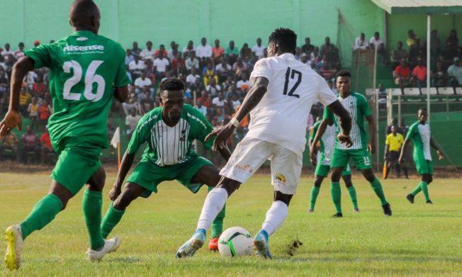 Summary: Ghana Premier League MATCHDAY One records 25 goals