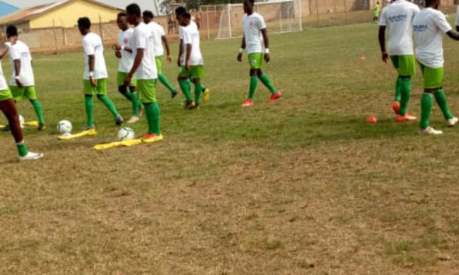 Match Report: Bechem United begin new season with win over Elmina Sharks