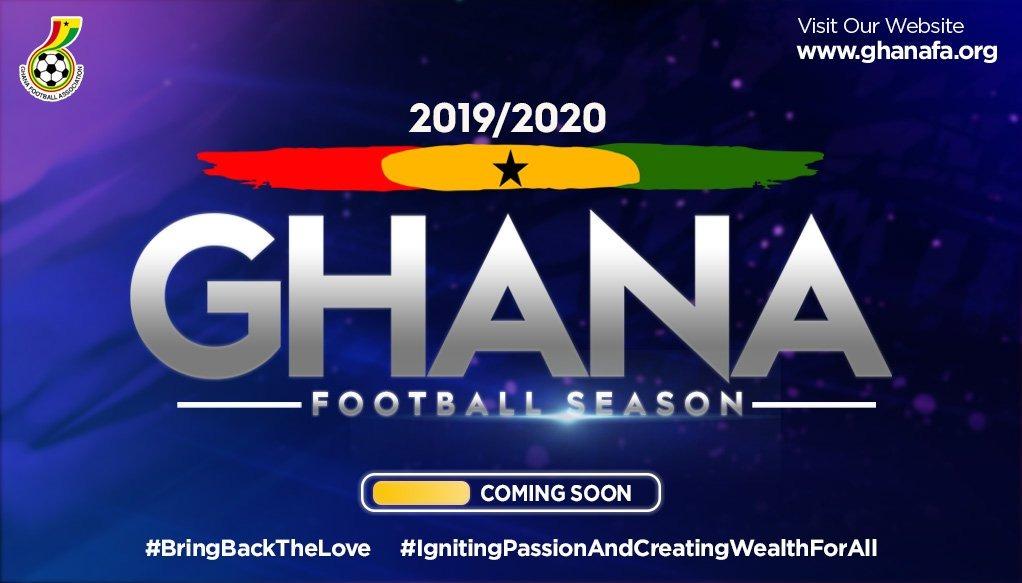 PRESS RELEASE: GFA TO LAUNCH 2019/2020 FOOTBALL SEASON