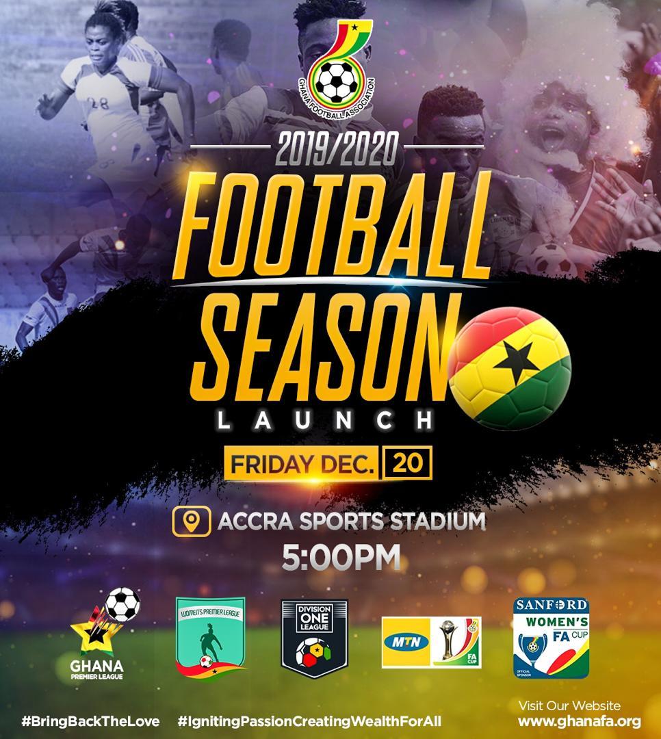 Matchdays & dates for the 2019/2020 football season
