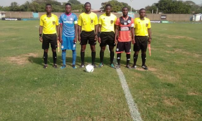 Liberty Professionals rally back to earn draw against Legon Cities FC