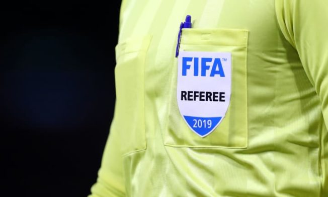 Referees Committee commends Charles Bulu for performance on GPL Day 3