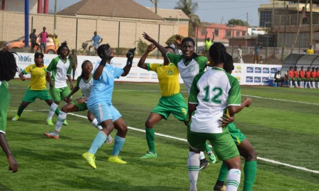 Immigration Ladies suffer narrow defeat to Intellectuals in season opener