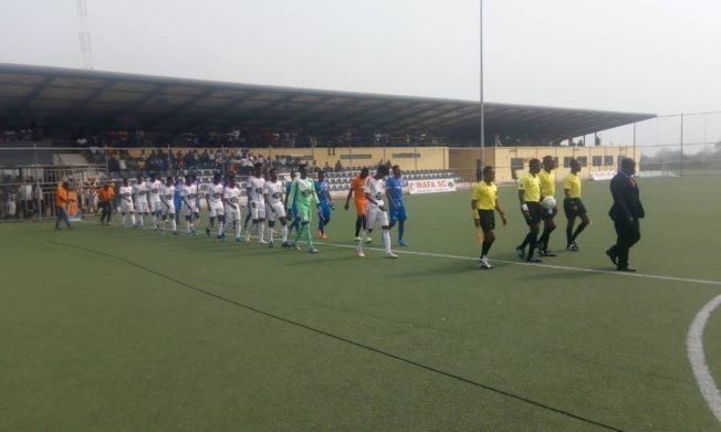 Liberty Professionals record stunning win over  Wafa in Sogakope