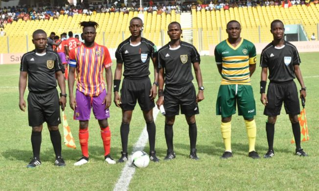 Match Officials for GPL Week 4 appointed