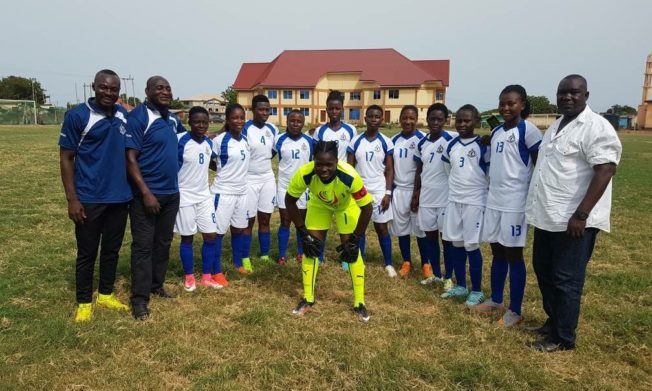 Police Ladies prove superiority over Lady strikers to pick all points