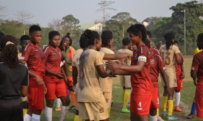 Tutuwaa strikes late to give Prisons Ladies away victory against Supreme Ladies