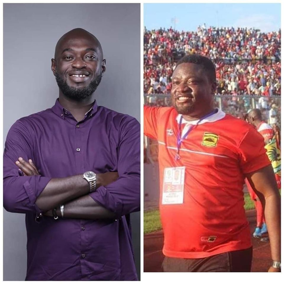 Asante Kotoko Club officials charged for misconducts in GPL match against Berekum Chelsea