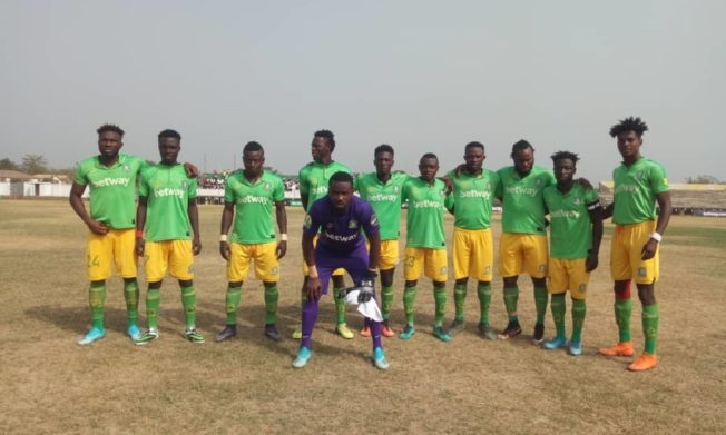 Aduana Stars pile pressure on King Faisal with win in Dormaa