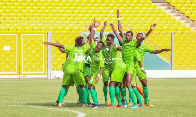 Bechem United claw back to warm draw against King Faisal